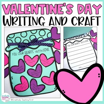 Valentine Writing Craft