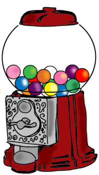 Fill Your Machine!: Gumball Reward System
