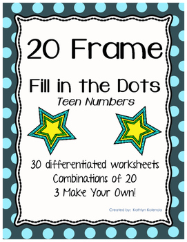 Fill a 20 Frame