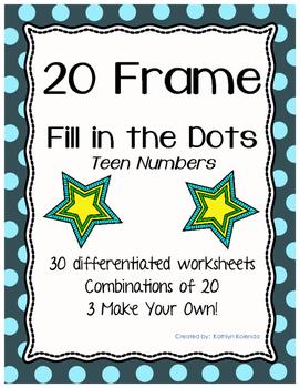 Fill a 20 Frame