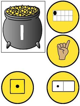 Fill a Pot of Gold Representations 1-20