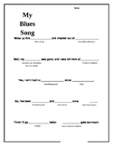 Fill in the Blank Blues Song Lyrics
