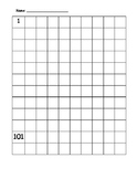 Fill in the Blank Chart (1-120)