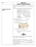 Fill-in-the-Blank Notes for VA SOL WHI.4 Persia, India, and China