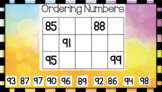 Fill in the Blank - Number Grid