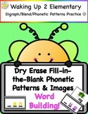 Fill-in-the-Blank Word Patterns & Images