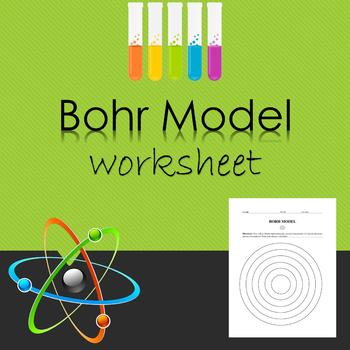 Fill in the Bohr Model