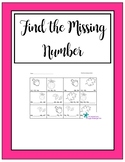 Fill in the Missing Number