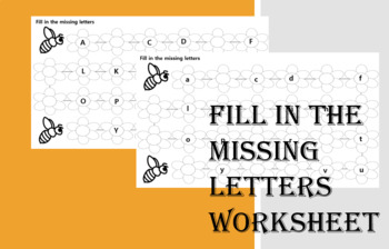 Fill in the missing letters (bee-flower)