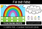 Fill the Field (with unicorns)