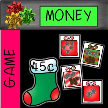 """CHRISTMAS: """"Fill"""" the Stockings- Money"""