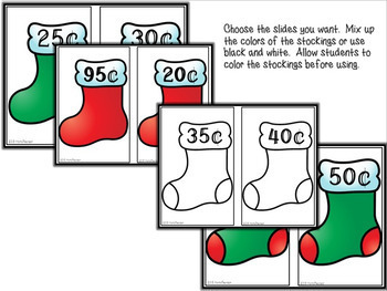 """CHRISTMAS: """"Fill"""" the Stockings with Money"""