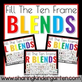 Fill the Ten Frame Blends
