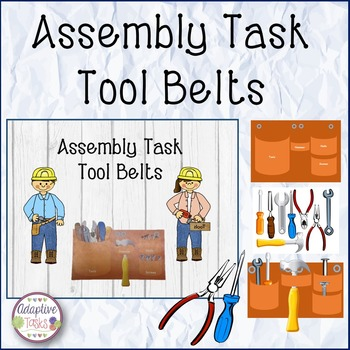 ASSEMBLY TASK Tool Belts