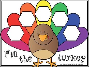 Fill the Turkey