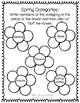 #SLPDotDeal Fill your Flower Categories Activity