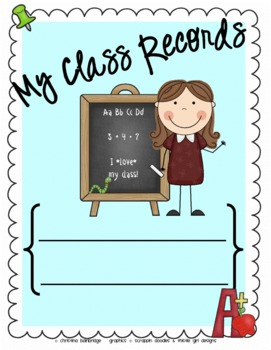 Fillable Class Grid { Themed, Editable, Fun, & Colorful! }