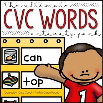 CVC Activity Pack
