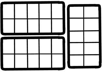 Filling Ten Frames