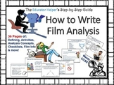 Film Analysis: A How-To Guide for Complete Film Analysis Writing
