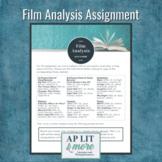 Film Analysis Assignment