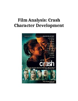 Film Analysis: Crash