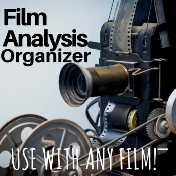Film Analysis Organizer