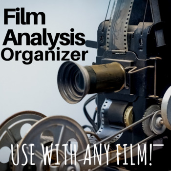 Film Analysis Organizer