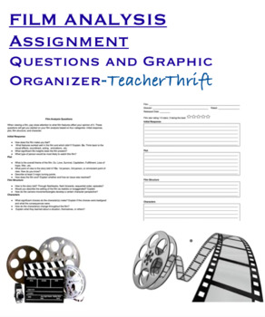 Film Analysis Questions