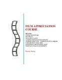 Film Appreciation Course Curriculum Guide