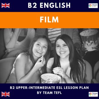Film B2 Upper-Intermediate Lesson Plan For ESL