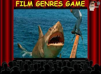 Film Genres Video Game PowerPoint