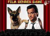 Film Genres Video Game PowerPoint