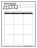 Film Graphic Organizer For Inferences