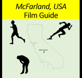 Film Guide McFarland, USA for Spanish Class