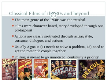 Film History: The Musical and The Studio System