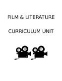 Film & Literature Curriculum Unit- EDITABLE!