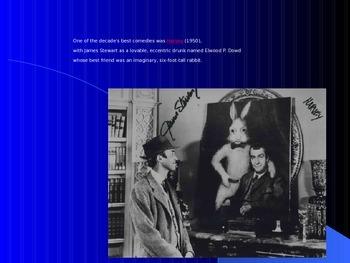 Film Milestones of the 1950's