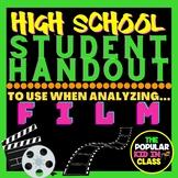 Movie Review Worksheet