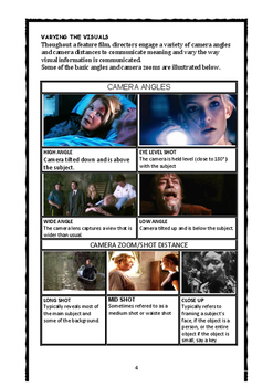 Film Movie Study Guide Halloween The Skeleton Key and Gothic Horror