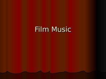 Film Music Powerpoint