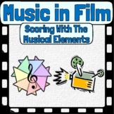Music in Film - Film Scoring With The Elements of Music
