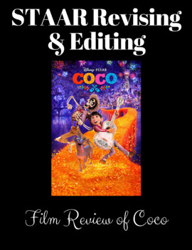 Film Review Coco STAAR Revise and Edit