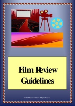 Film Review Guidelines