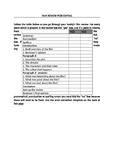 Film Review Peer Assessment Tool