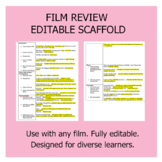 Film Review Scaffold