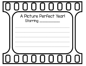 Film Strip Boarder~Picture Perfect!