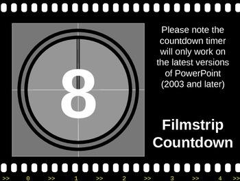 Film Strip PowerPoint timer!