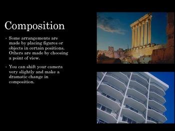Film Studies - 10 Composition