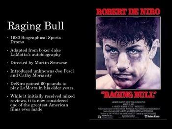 Film Studies - 16 Raging Bull